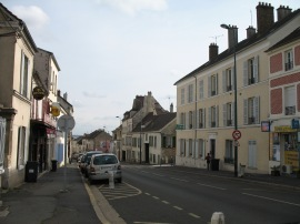 Rue de Gisors today