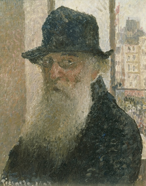 Self-Portrait, 1903