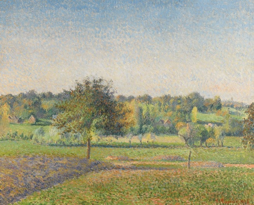 A Meadow at Eragny, 1886, PDR 829 Sothebys, Lot 35