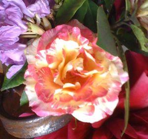 Camille Pissarro Rose