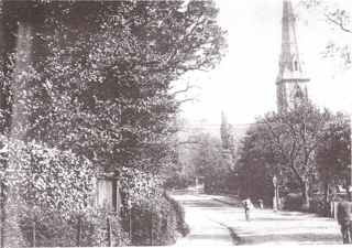 Émile Zola's photograph of Saint Stephen's Church