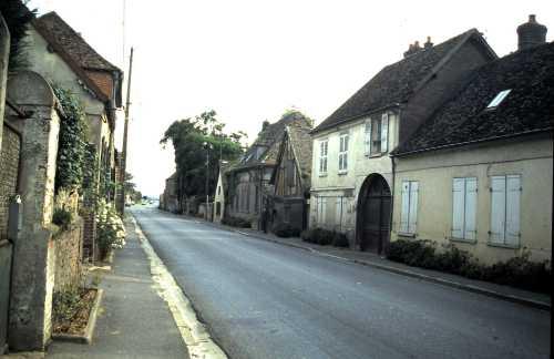 Rue Camille Pissarro Éragny sur Epte