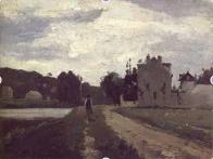 Landscape at La Varenne-Saint-Hilaire c. 1864  PDR 94 Kunstmuseum Bern Bern, Switzerland