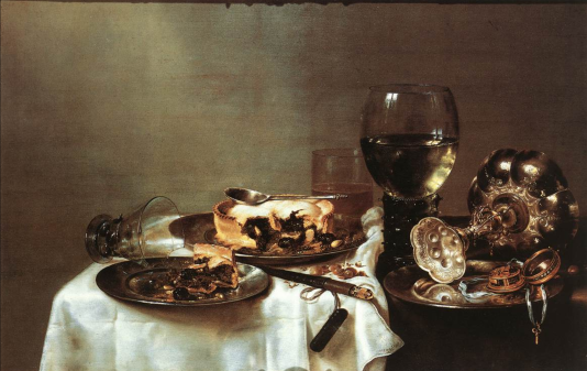 Dutch still life