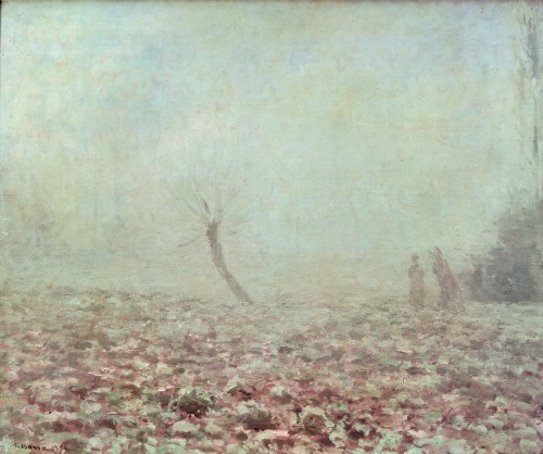 Landscape, 1874 (oil on canvas)