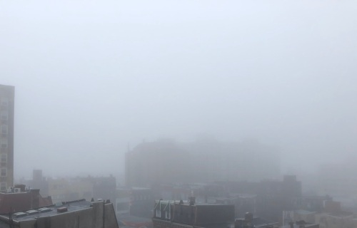 Philly fog